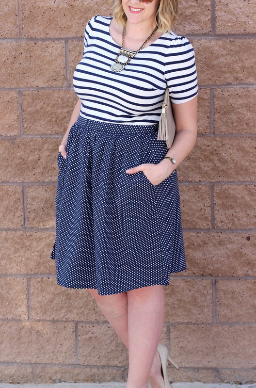 Polka Dots With Pockets
