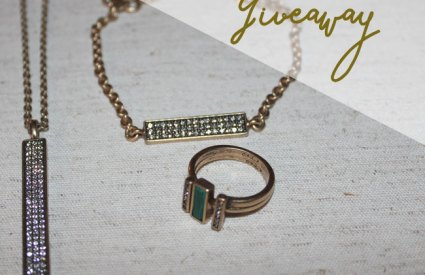 TGIF and a Chloe + Isabel Jewelry Giveaway