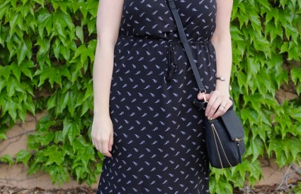 Lace Up Gladiator Sandals & The Perfect Maxi