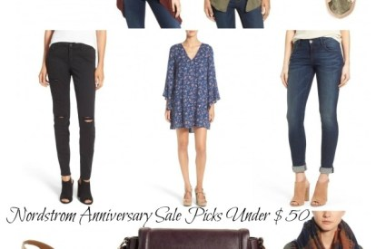 Nordstrom Anniversary Sale Favorites Under $50 + Santa Fe Fashion Week VIP Ticket Giveaway