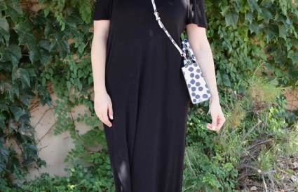 Little Black (Maxi) Dress