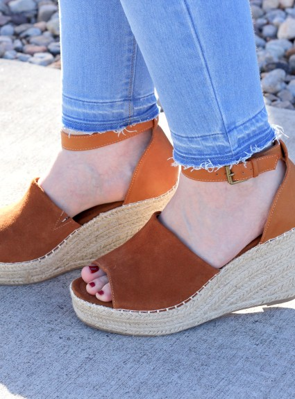 The Best, Most Affordable Wedges for Spring & The Weekly Style Edit Link Up