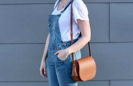 Denim Overalls & The Weekly Style Edit Link Up