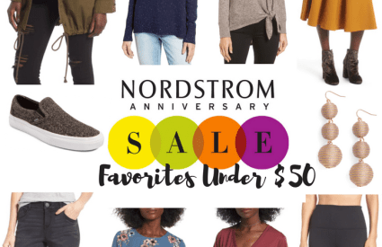 Nordstrom Anniversary Sale Picks Under $50