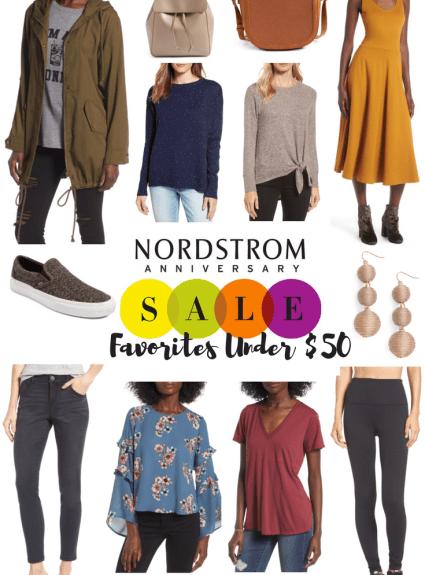 Nordstrom Anniversary Sale Picks Under $50