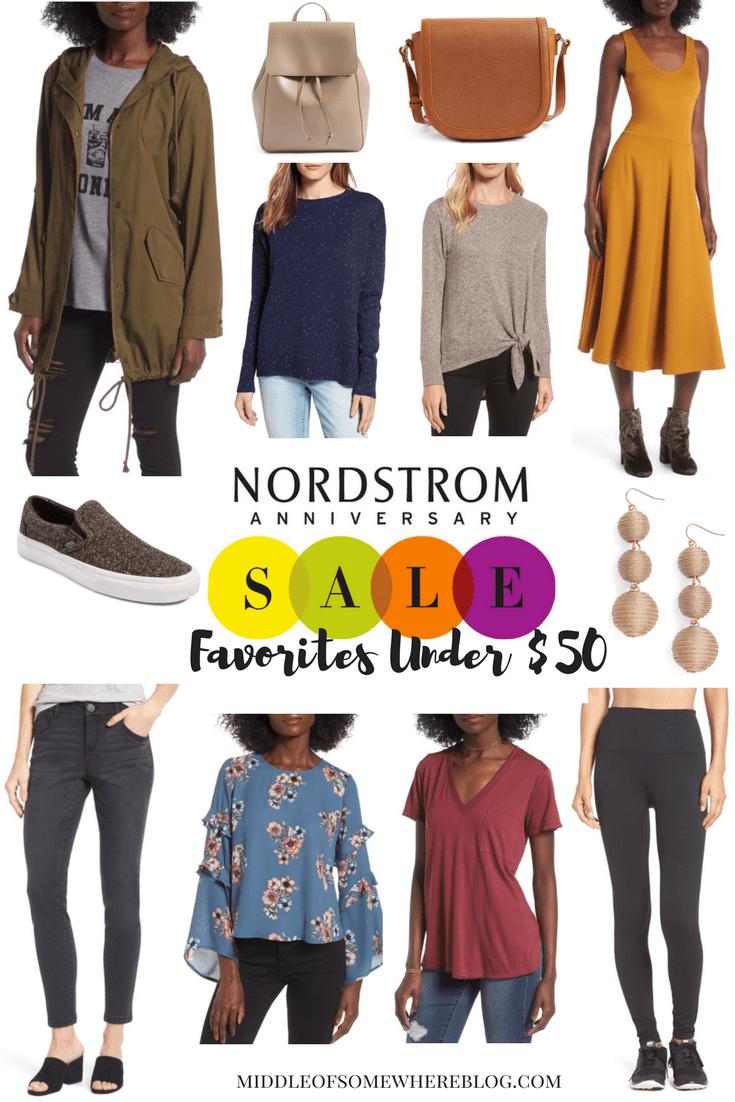 nordstrom anniversary sale picks under 50
