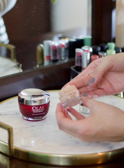 How to Get Younger Looking Skin with #Olay28Day