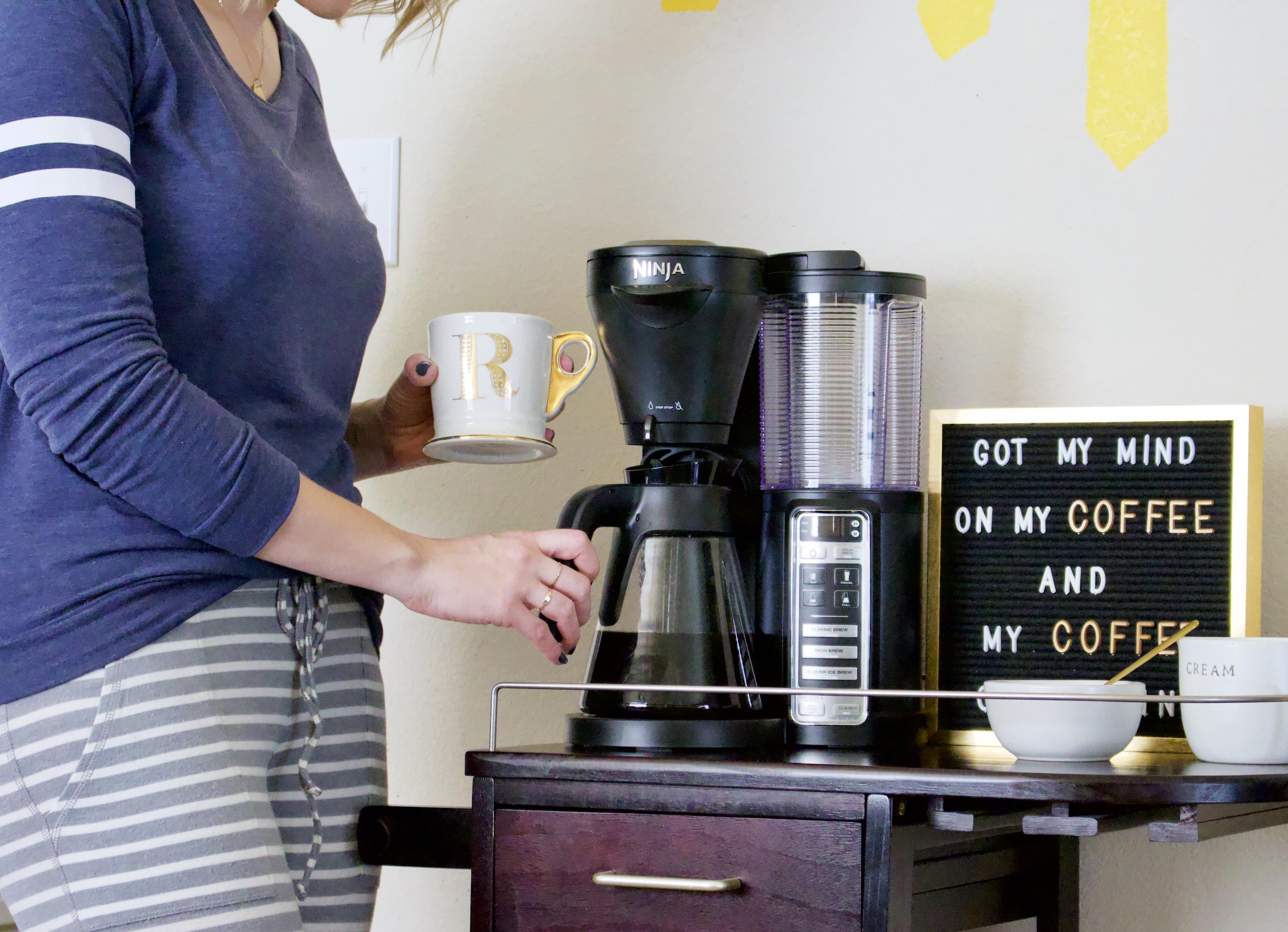 ninja coffee bar save money