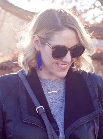 The Best Faux Leather Jacket Under $50