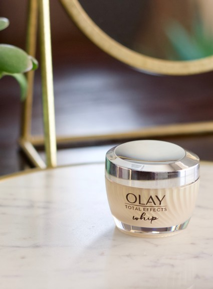 A New Olay Moisturizer to Combat Dry Winter Skin