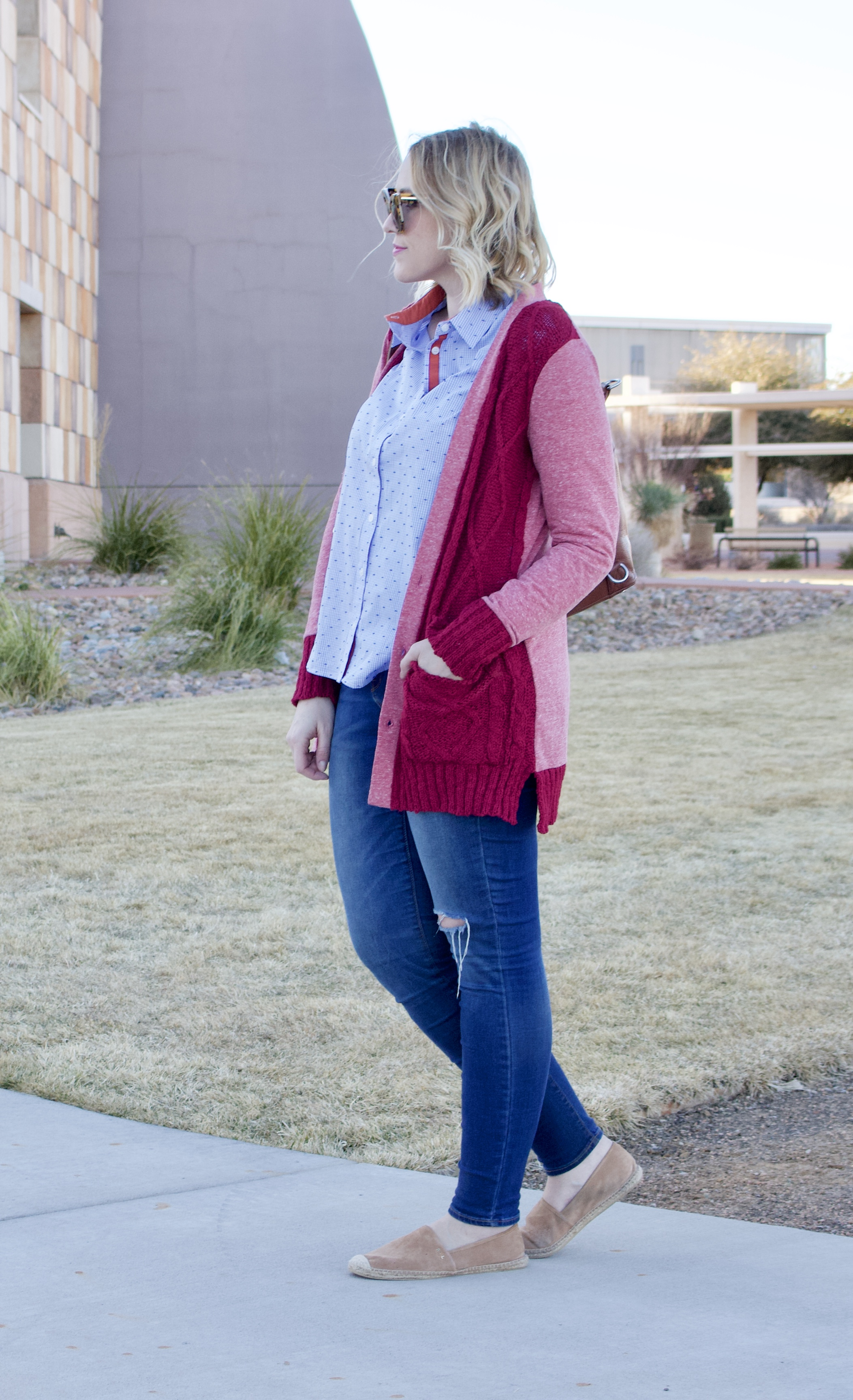 how to style pieces from Evy's Tree #evystree #casualoutfit #springoutfitideas