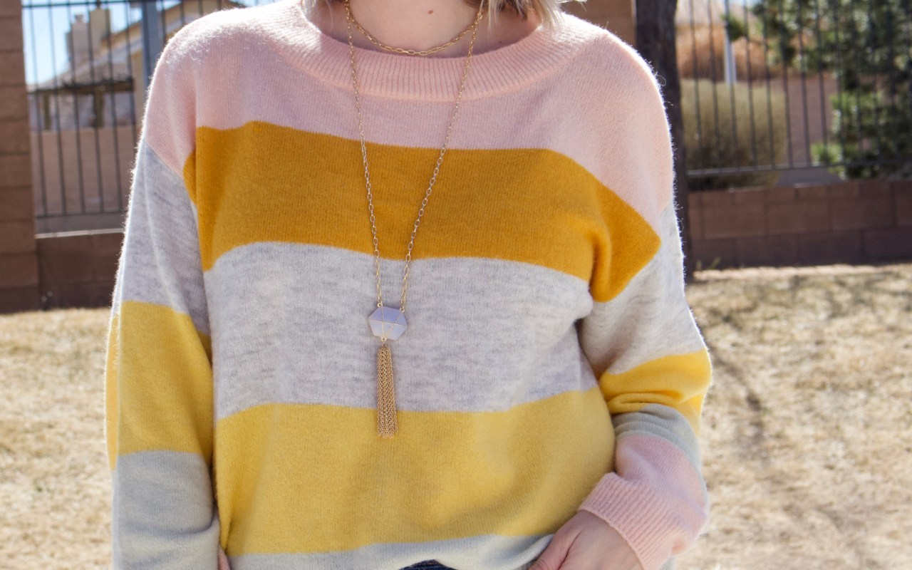 The Weekly Style Edit Link Up: Striped Sweater