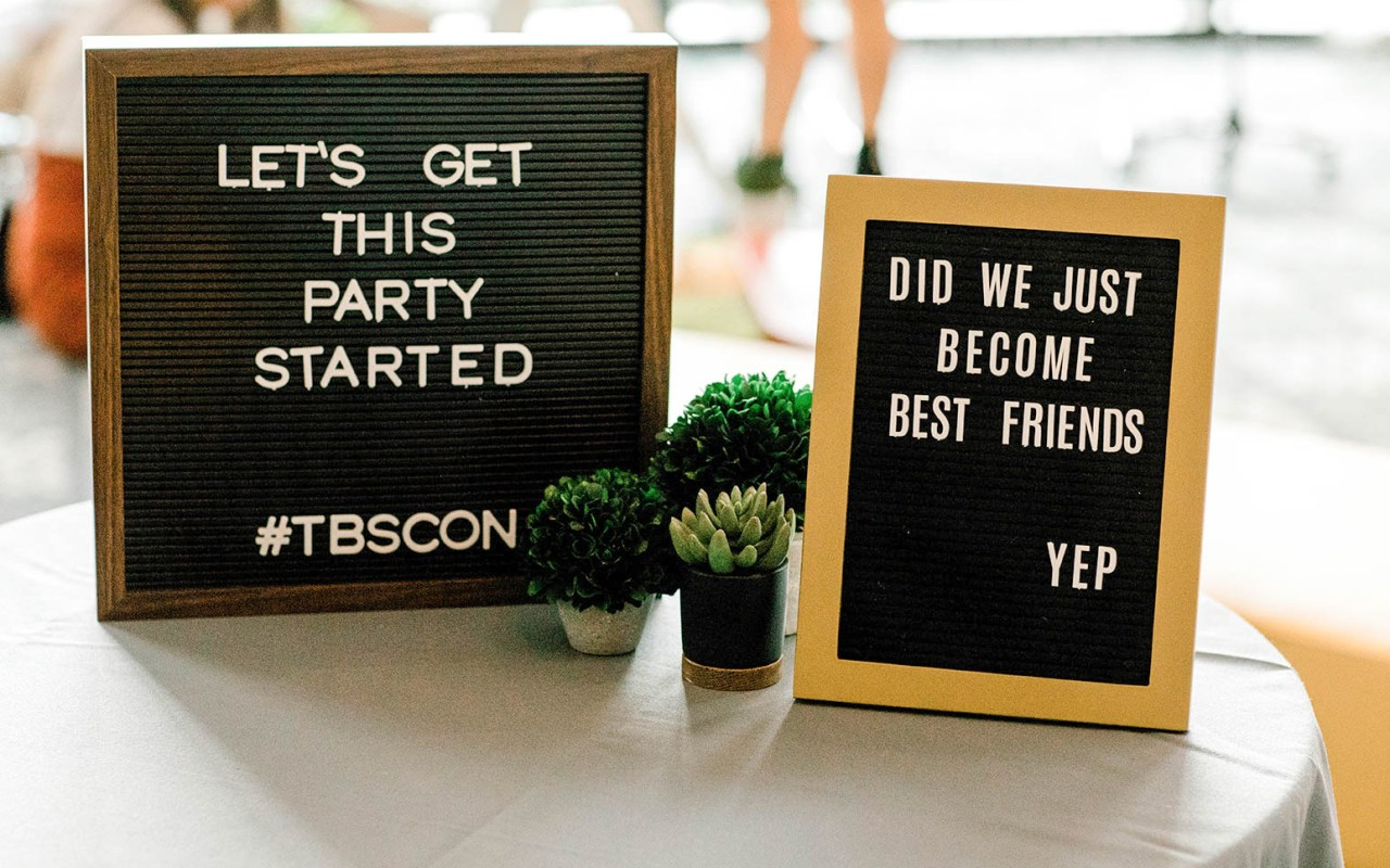 Weekend in Atlanta for TBSCon