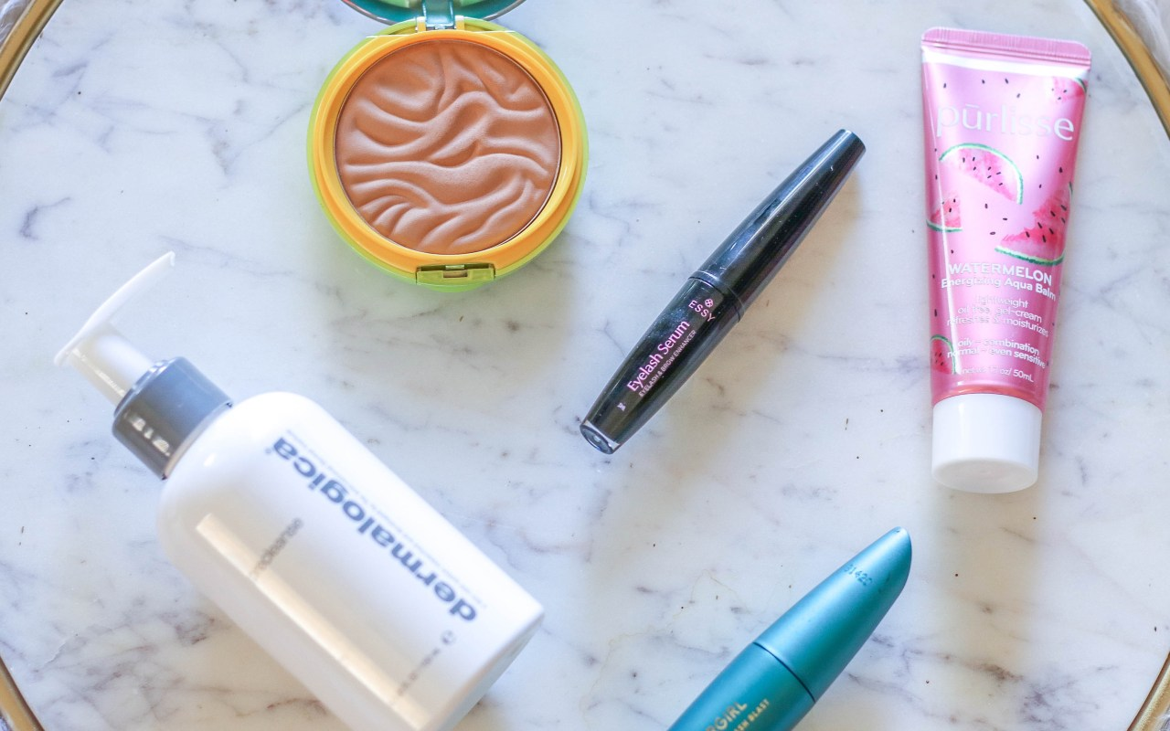 August Beauty Hits and Misses