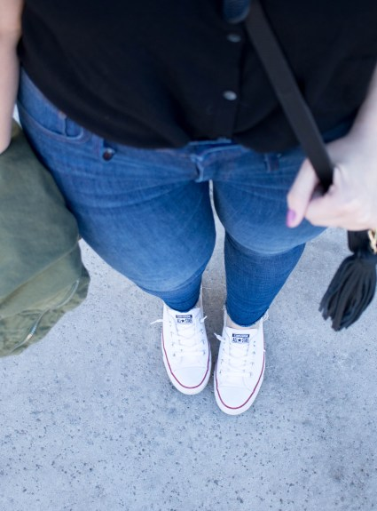 Casual Style with Converse: The Weekly Style Edit