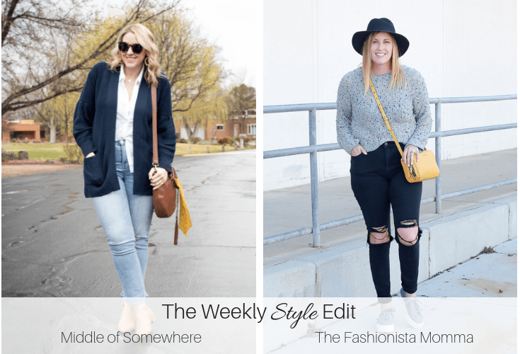 the weekly style edit link up #linkup