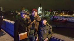 The Lam-Bie Family in London