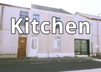 Blodwen Street property with Kitchen written on it