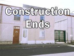 Blodwen st construction ends