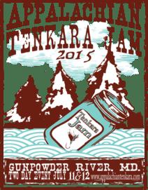 tenkara jam 2015 logo