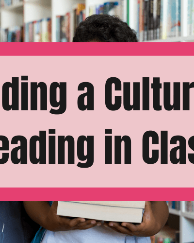 building a culture of reading
