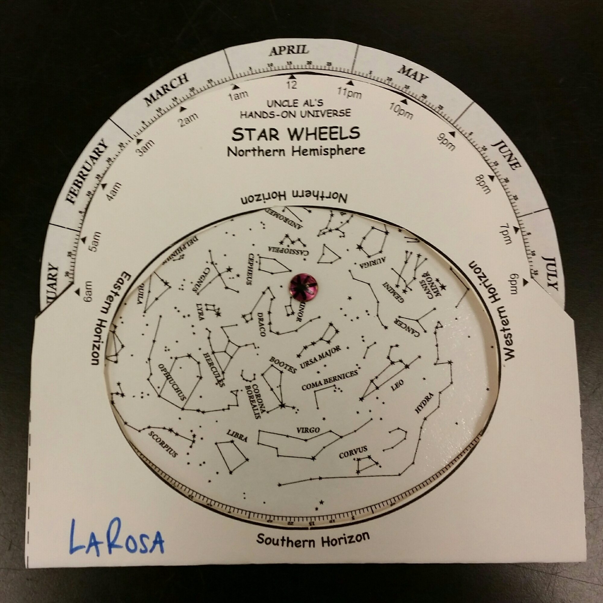 hight resolution of Make Your Own Planisphere (Star Wheel) – Middle School Science Blog