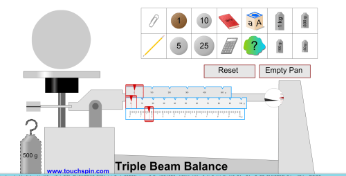 small resolution of Reading a Triple Beam Balance (updated) – Middle School Science Blog