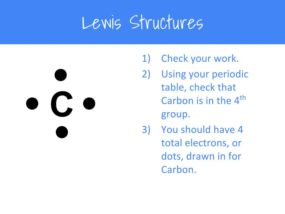 lewis dot diagram steps daikin split ac wiring how to draw structures a step by tutorial middle school science blog