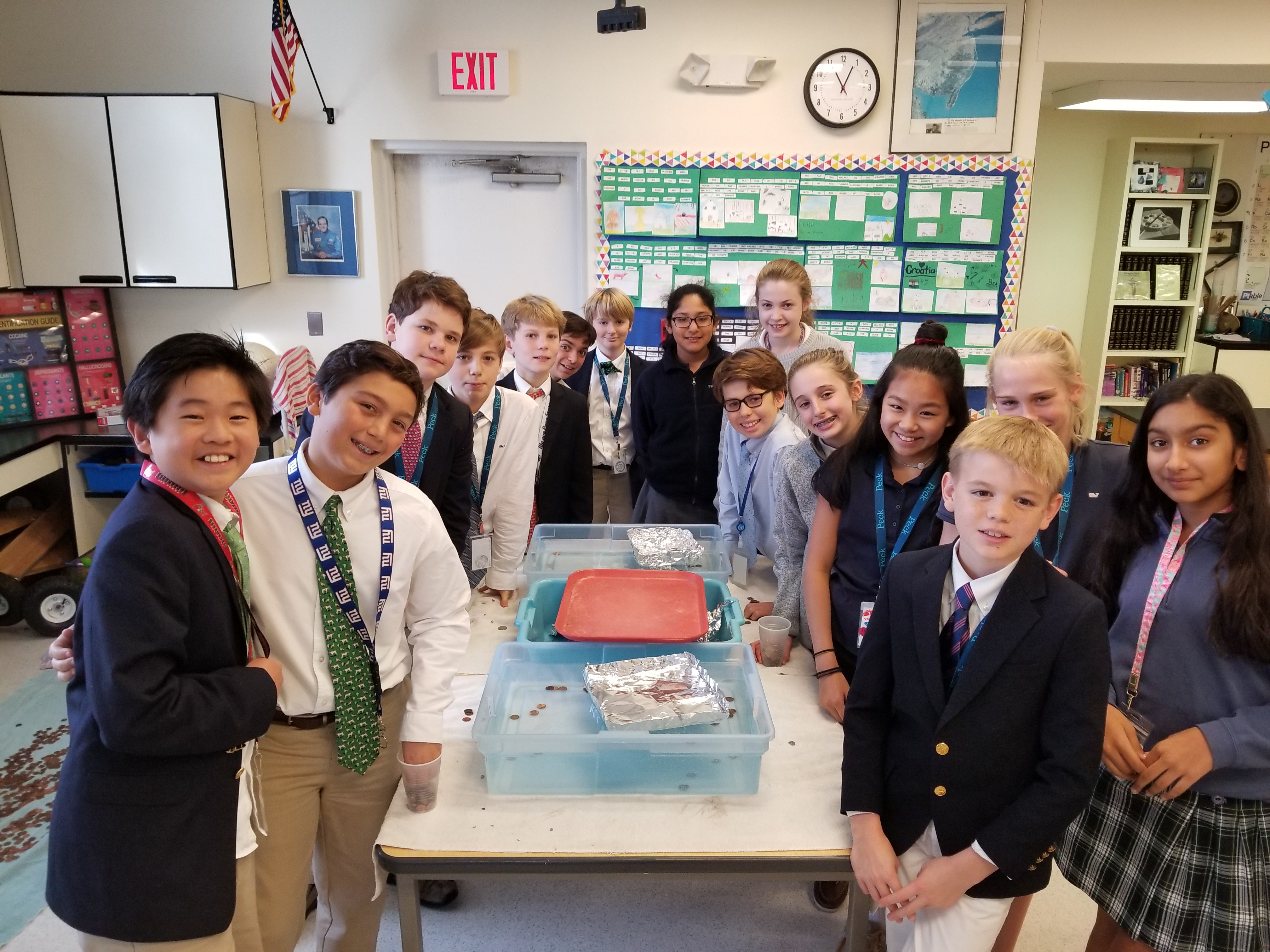Penny Boat Challenge Middle School Science Blog
