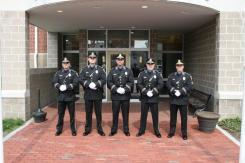 Wakefield Police Honor Guard