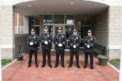 Wakefield Police Honor Guard