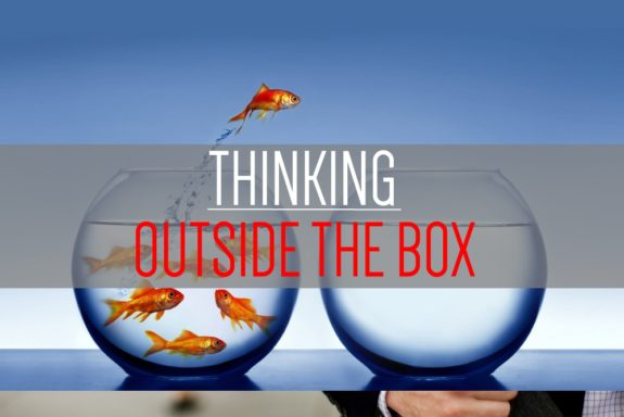 For Revenue Growth, Experiment With Outside The Box Thinking