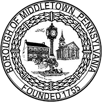 Welcome to the Borough of Middletown, PA
