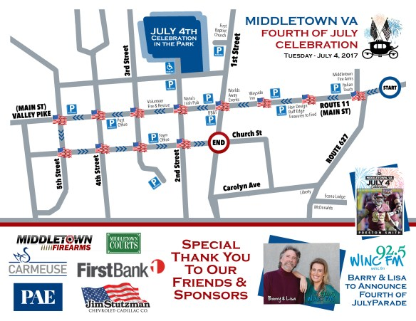 Middletown_July4th_Map