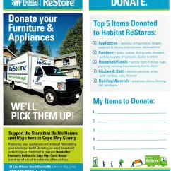 Donate Sofa To Charity Leather Navy Blue Habitat For Humanity Restore  Furniture