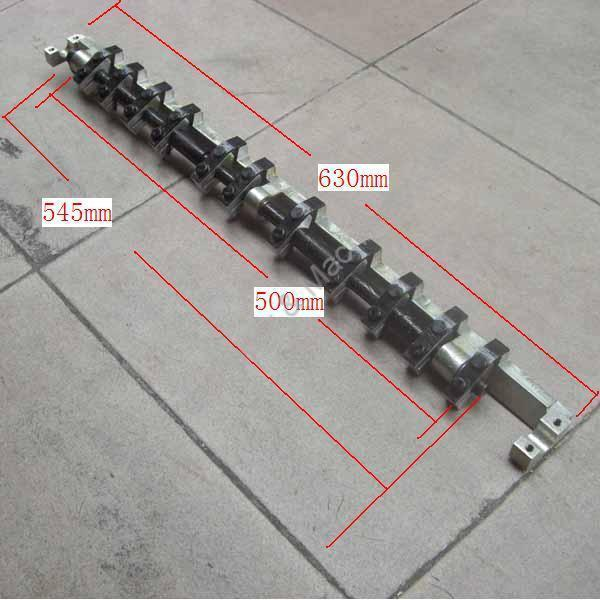 GTO52 <br/> COMPLETE GRIPPER BAR FOR