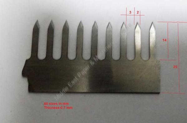 PERFORATION KNIFE