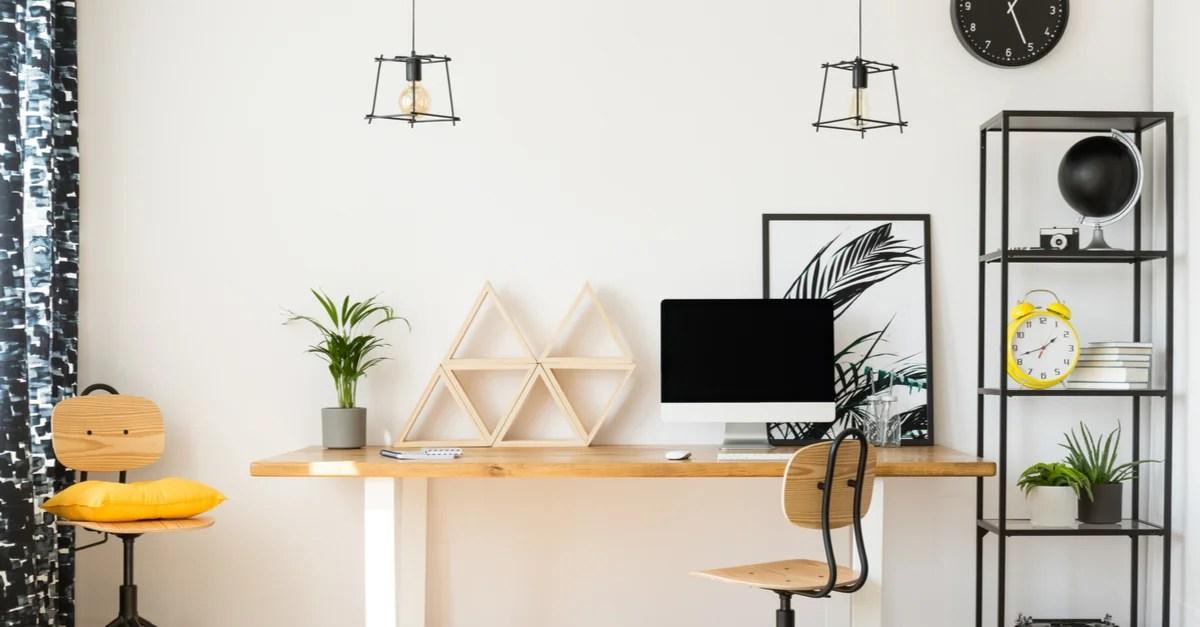 Oficina en casa cmo crear espacios de trabajo
