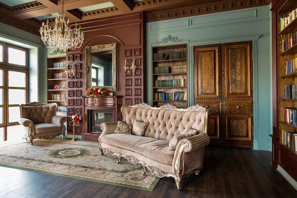 Estilo victoriano las mejores ideas para decorar con l