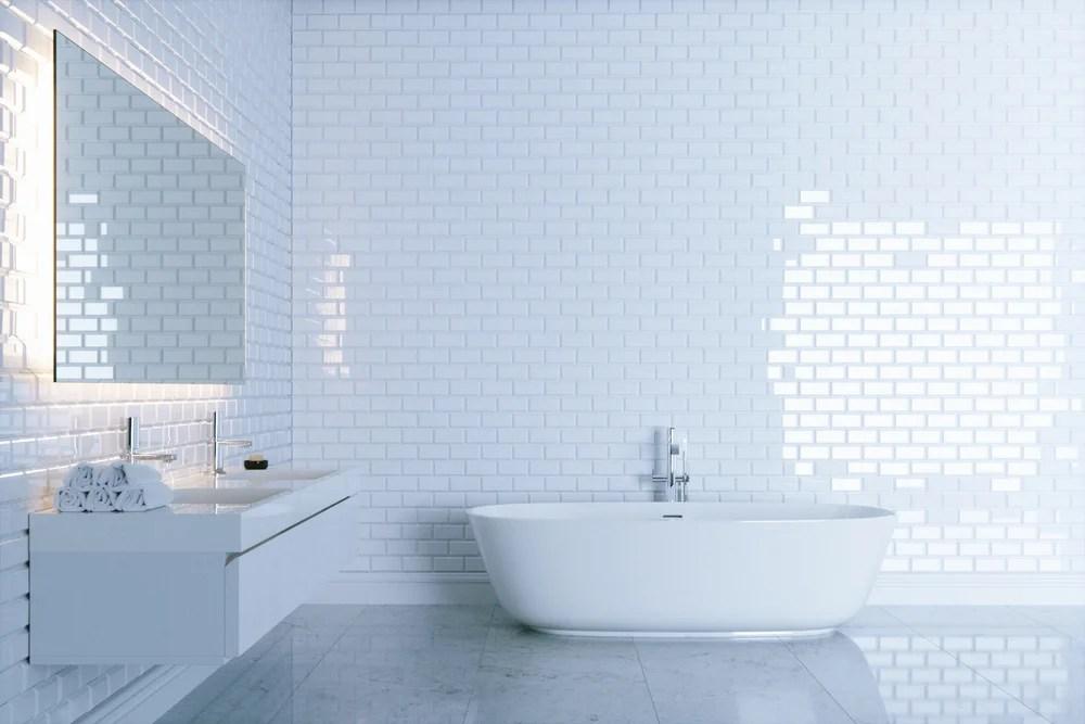 Azulejos para decorar el bao ideas innovadoras en tendencia