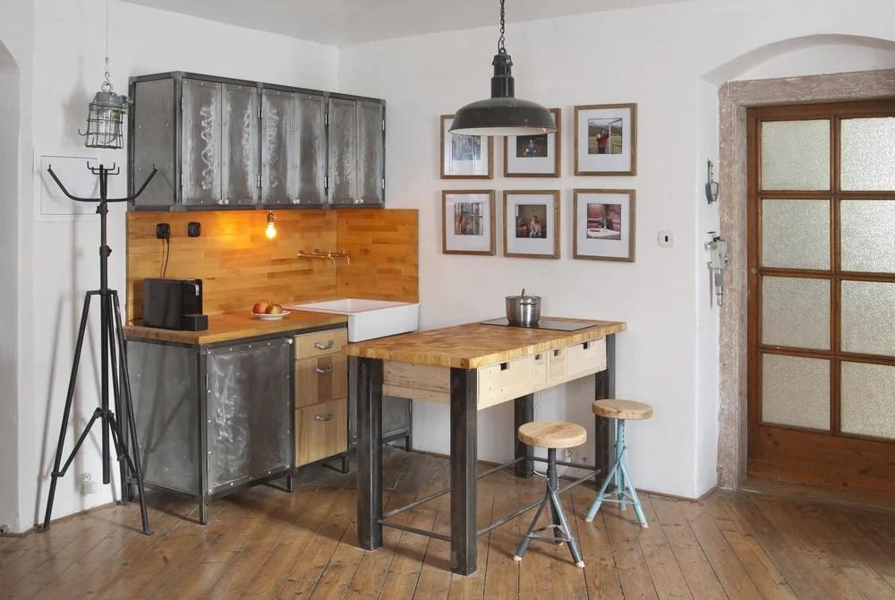 Decorar tu cocina con estilo industrial cmo hacerlo
