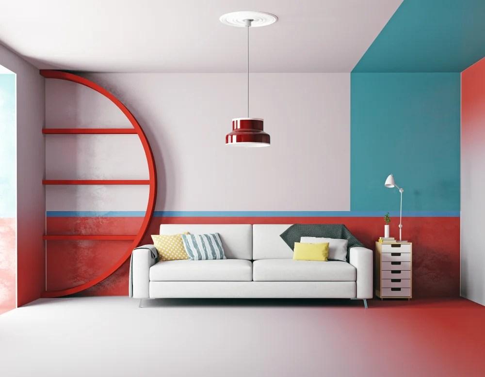 Pinta tu casa con colores tendencia 2018 cules son