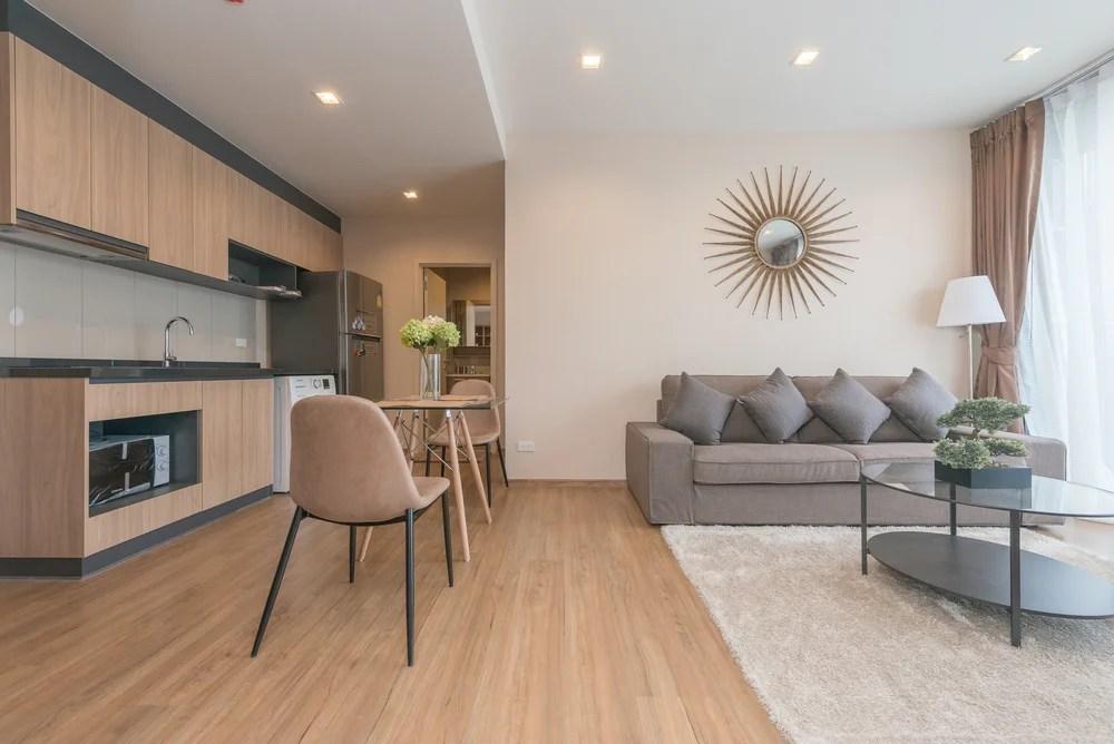 Decoracin minimalista para apartamentos pequeos