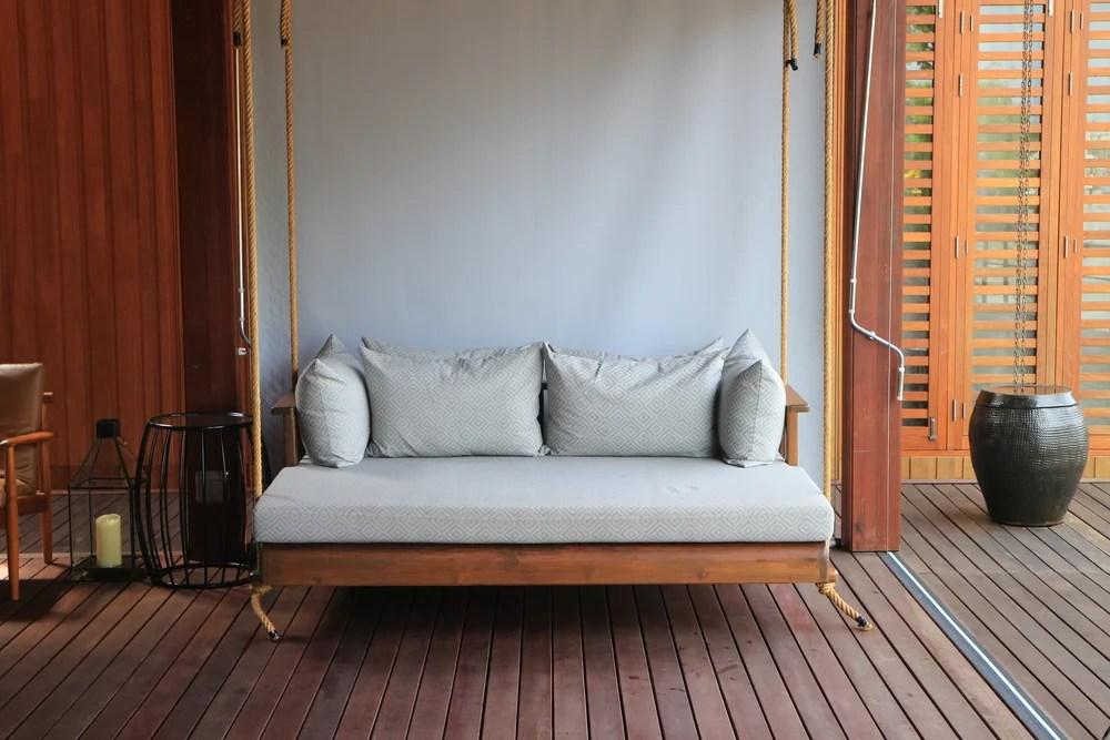 I letti balinesi ideali per la vostra terrazza  Arrediamo