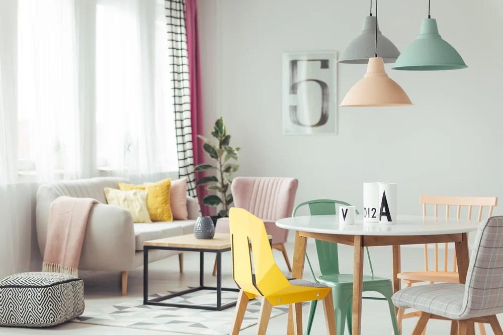Colores recomendados para darle frescura a tu hogar  Mi