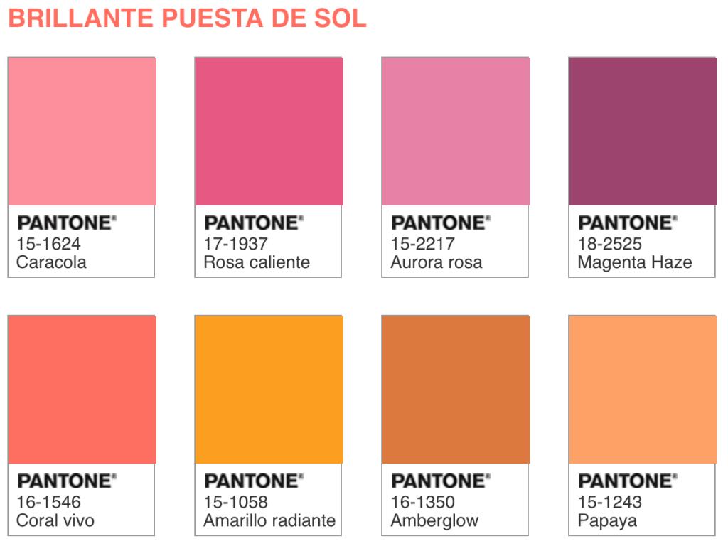 Cmo combinar el color del ao con otros colores  Mi