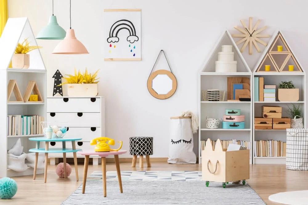 Mueble Juvenil Nordico