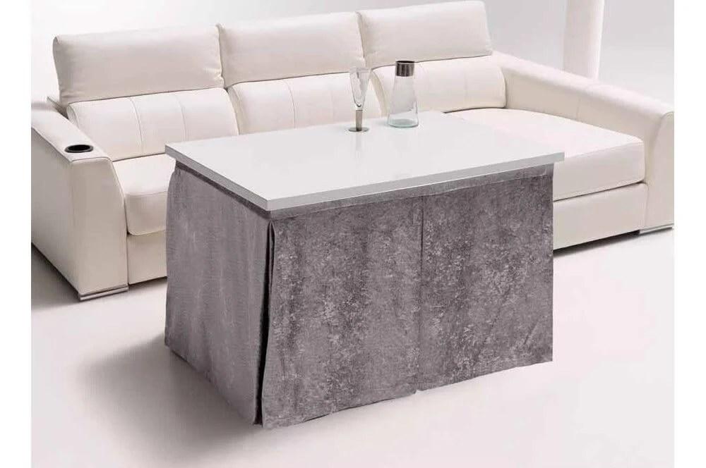 La mesa camilla un recurso vintage