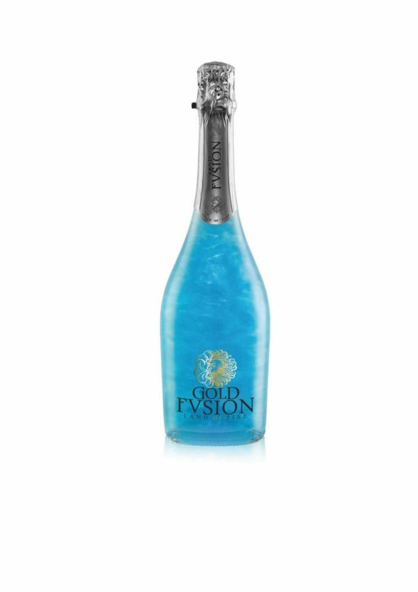 GOLD FVSION Blue Sin Alcohol