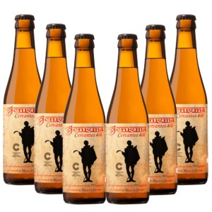6 Cerveza Artesana Enigma Cervantes 400